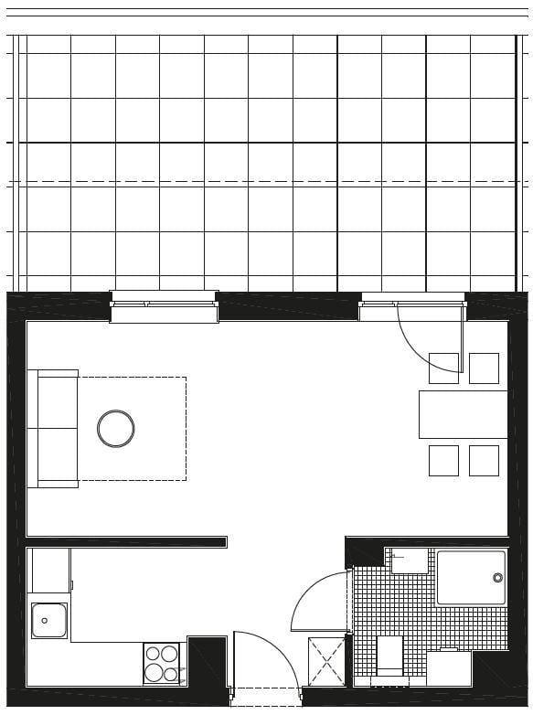 parter 3 - Parter rzuty mieszkań