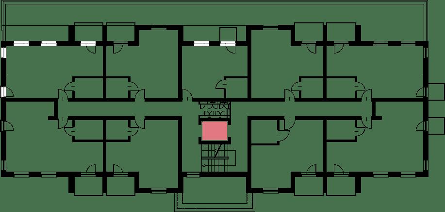 kond 1 - Pierwsze piętro C