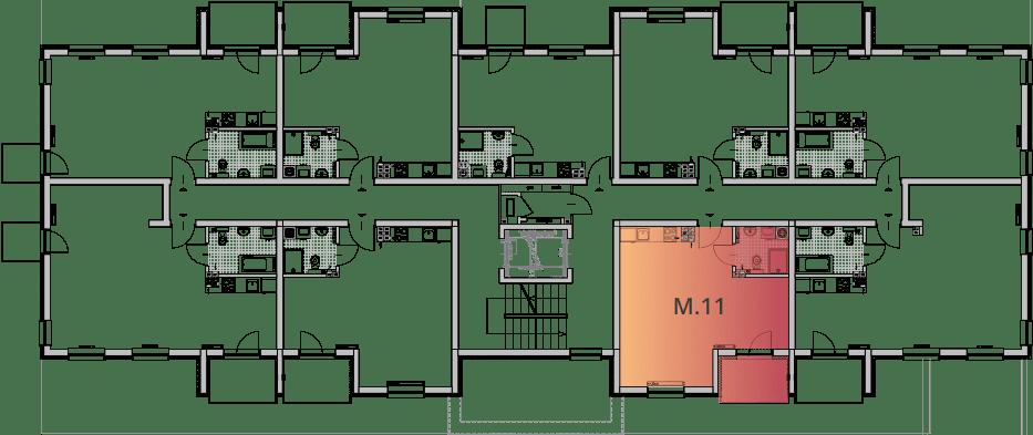 mini 11 - 11 IX