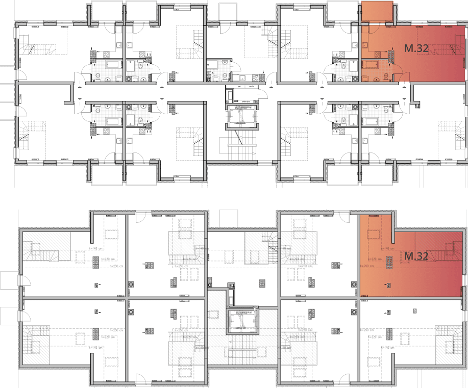 mini 32 - 32 IX